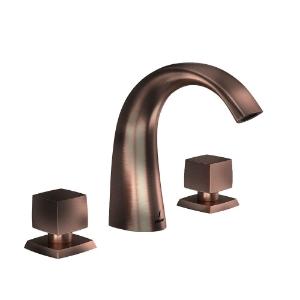 Picture of 3-Hole Basin Mixer -Antique Copper