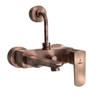 Picture of Single Lever Wall Mixer - Antique Copper