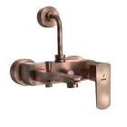 Picture of Single Lever Wall Mixer 3-in-1 System - Antique Copper