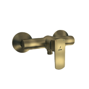 Picture of Single Lever Exposed Shower Mixer - Antique Bronze