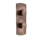 Picture of Thermostatic Shower Mixer - Antique Copper