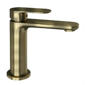 Picture of Single Lever Basin Mixer -Antique Bronze