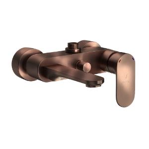 Picture of Single Lever Bath & Shower Mixer - Antique Copper