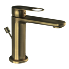 Picture of Single Lever Basin Mixer with Popup - Antique Bronze