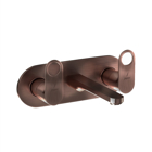 Picture of Two Concealed Stop Cocks - Antique Copper