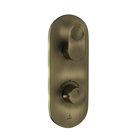 Picture of Thermostatic Shower Mixer - Antique Bronze