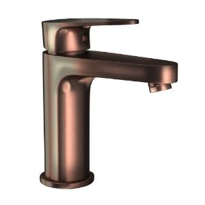 Picture of Single Lever Basin Mixer - Antique Copper