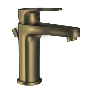 Picture of Single Lever Basin Mixer - Antique Bronze