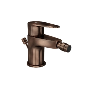 Picture of Single Lever 1 - Hole Bidet Mixer - Antique Copper