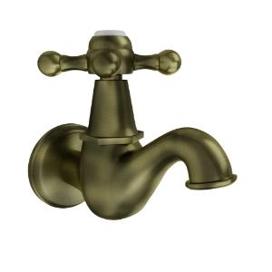 Picture of Bib Cock - Antique Bronze
