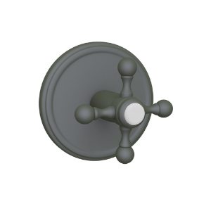 Picture of 4-Way Diverter for Concealed Fitting - Graphite