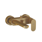 Picture of Single Lever Bath & Shower Mixer - Gold Matt PVD