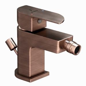 Picture of Single Lever 1-Hole Bidet Mixer - Antique Copper