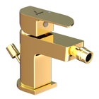 Picture of Single Lever 1-Hole Bidet Mixer - Full Gold