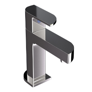 Picture of Pillar Cock - Black Chrome