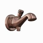 Picture of Bath Tub Spout with Button Attachment - Antique Copper