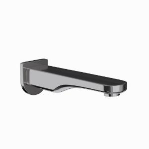 Picture of Opal Prime Bathtub Spout - Black Chrome