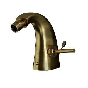 Picture of Joystick 1-Hole Bidet Mixer - Antique Bronze