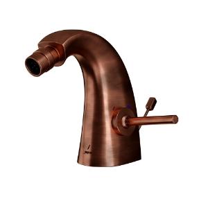 Picture of Joystick 1-Hole Bidet Mixer - Antique Copper
