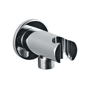 Picture of Wall Outlet with Shower Hook - Chrome