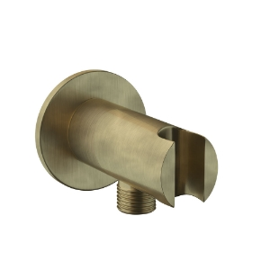 Picture of Wall Outlet with Shower Hook - Antique Bronze