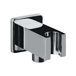 Picture of Wall Qutlet with Shower Hook - Chrome