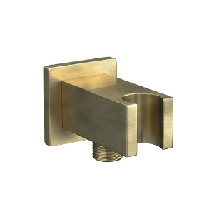 Picture of Wall Qutlet with Shower Hook - Antique Bronze