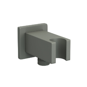 Picture of Wall Qutlet with Shower Hook - Graphite