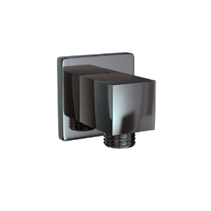Picture of Wall Outlet - Black Chrome