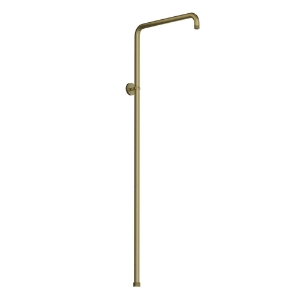 Picture of Exposed Shower Pipe - Gold Dust