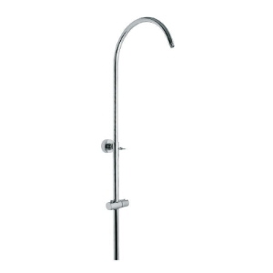 Picture of Exposed Shower Pipe - Chrome