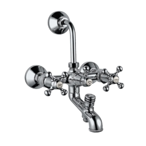 Picture of Wall Mixer 3-in-1 System - Chrome